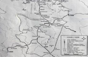 Dardania under Roman Rule
