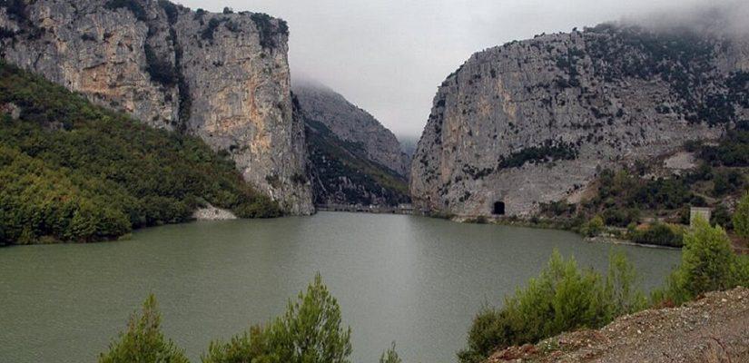 Albanian Lakes