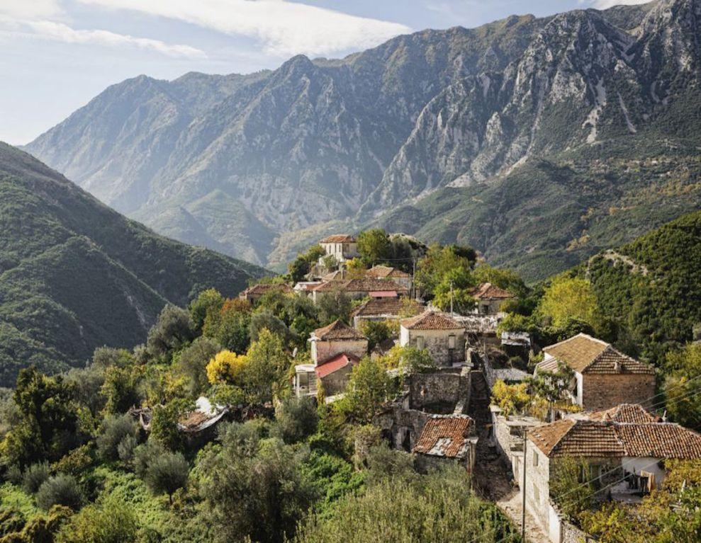 Albanian Villages