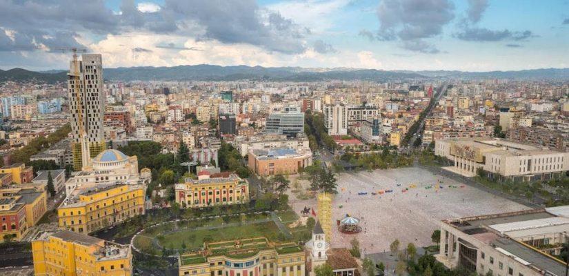 Albanian Cities