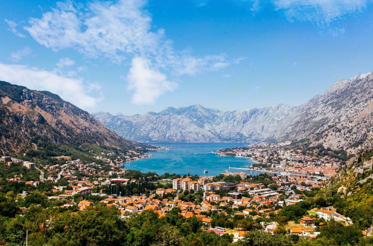 The area of Sinus Rhizonicus (modern Bay of Kotor in Montenegro) provided excellent shelter for native ships and indigenous nautical developments.