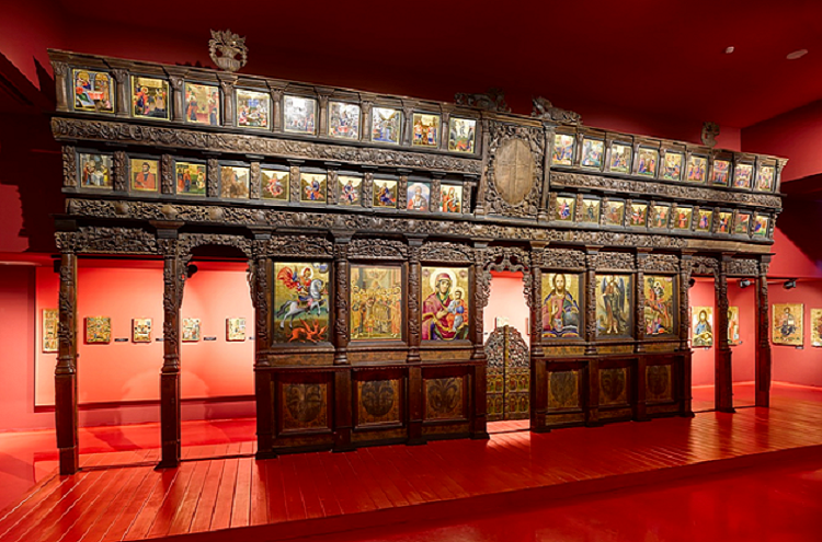 National Museum of Medieval Arts exhibits more than 7,000 stunning artworks and artistic.