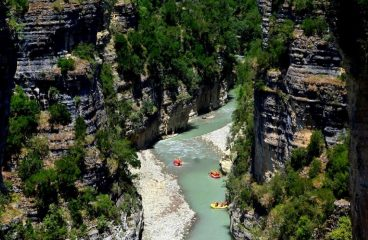 Albanian Canyons: Top 10 Canyons to Traverse in Albania