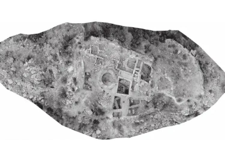 Orto Photo of the Acropolis of Rhizon - author: M. Pisz.