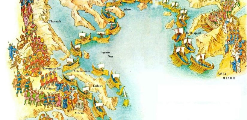 Persian invasion of Paeonia