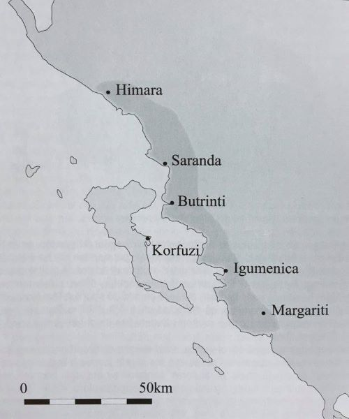 The so-called Medieval region of Vagenetia.