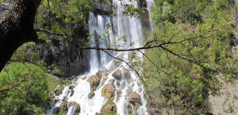 Albanian waterfalls