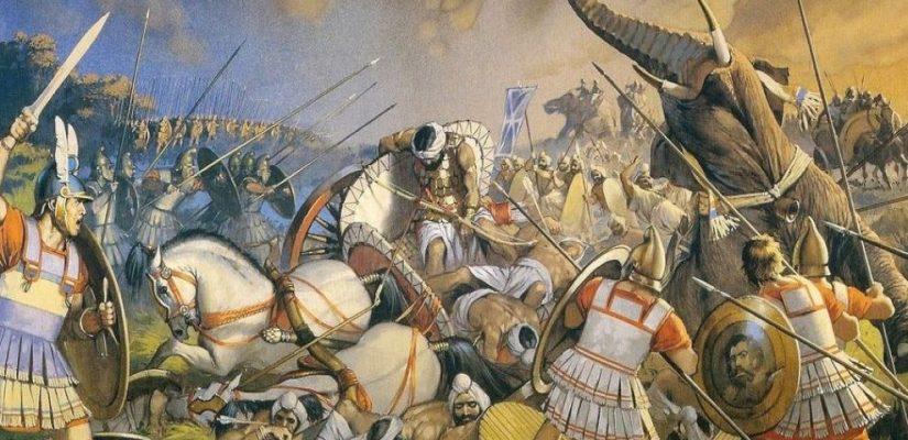 Battle of Paraitakene