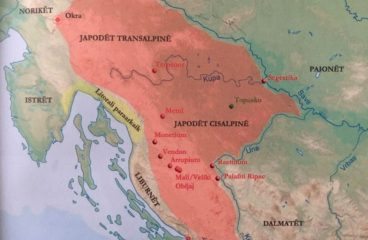 Iapodes: The Ancient Dwellers of Croatia and Bosnia
